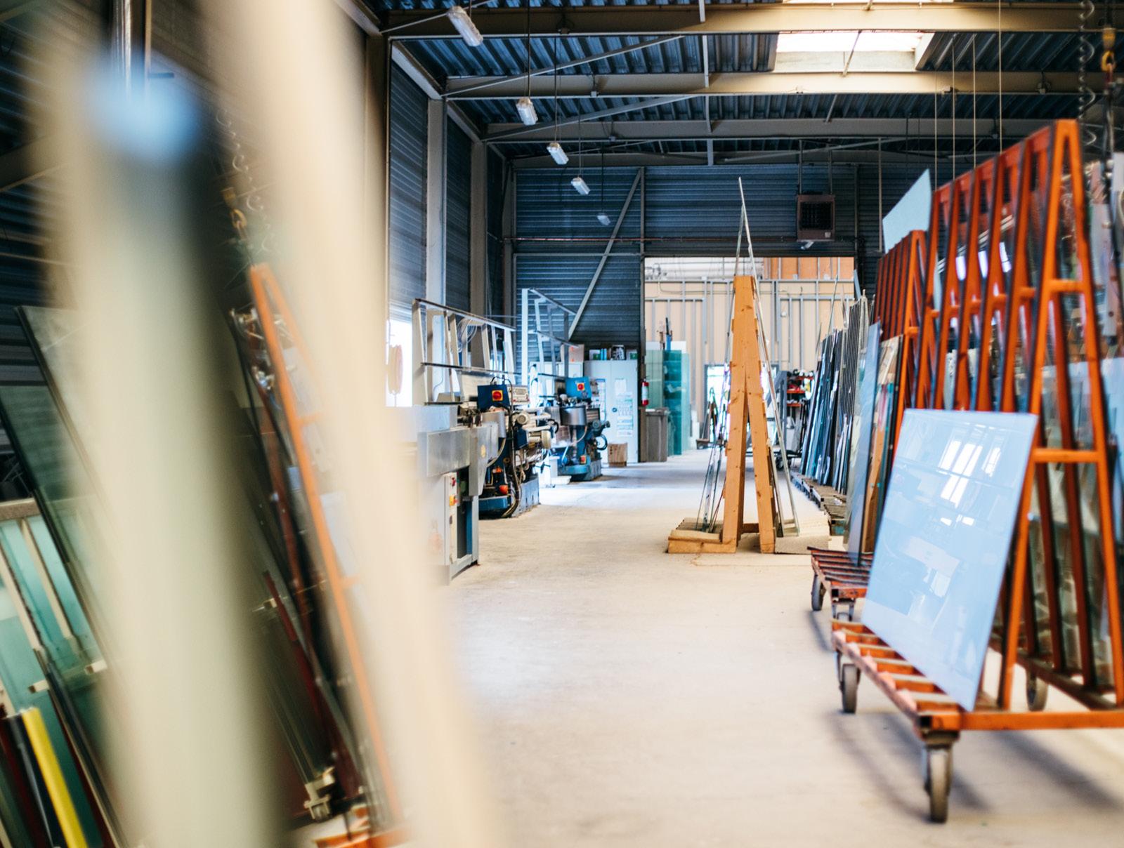 Ons bedrijf jac salvino glas dé glashandel van sittard geleen